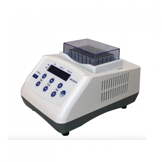 Laboratory Portable Mini Metal Dry Bath Heating Incubator