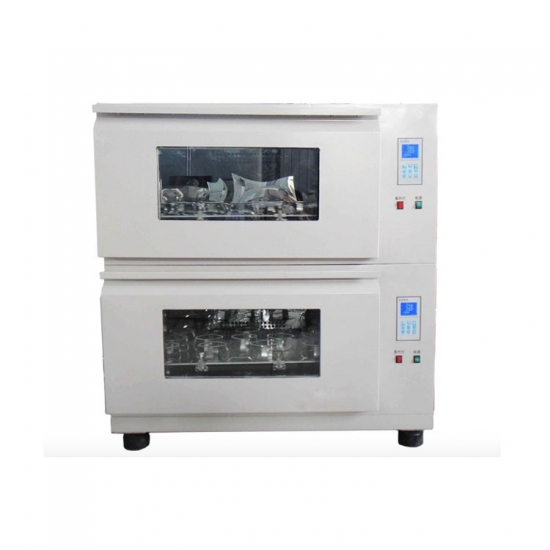 Laboratory Incubator With Built-In Shaker