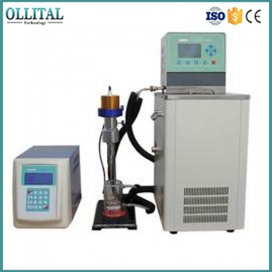 Lcd Display Low Temperature Ultrasonic Extractor