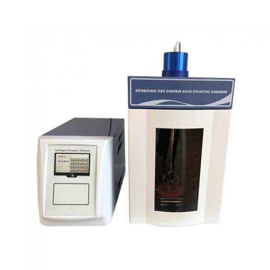 Lab Ultrasonic Material Emulsion Disperser