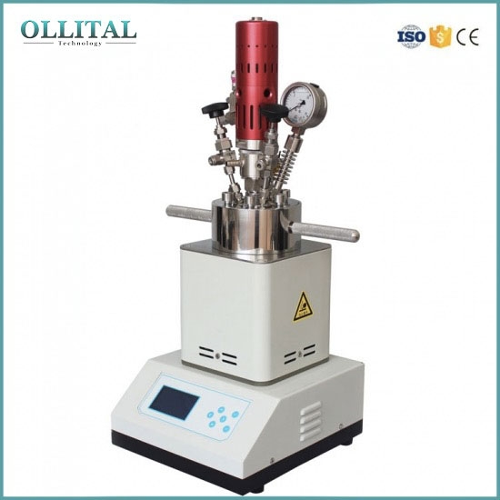 Micro Stainless Steel High Pressure Reactor