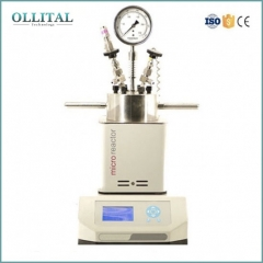 Small Chemistry Synthesis High Pressured Heat Vessel Thermal Microreactor Autoclave