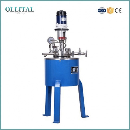 High Pressure Stainless Steel Autoclave Stirred Reactor