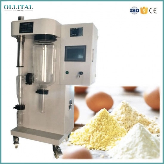 Mini Spray Dryer For Milk Powder