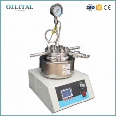 Stainless Steel Reaction Vessel With Temperature Contror