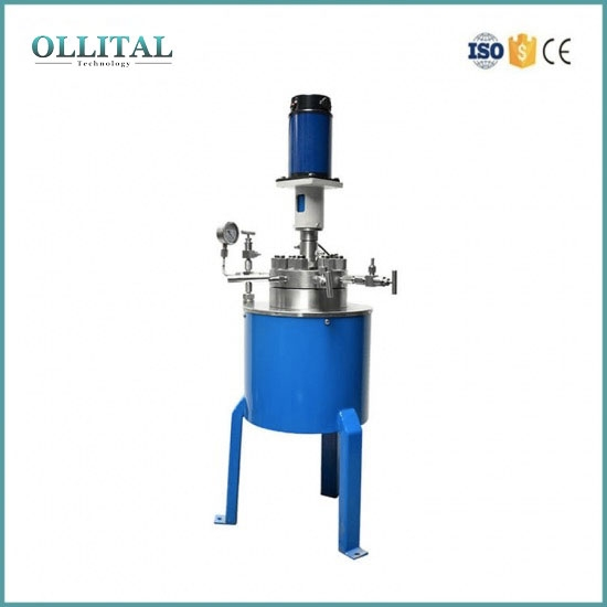 Laboratory High Pressure Stirred  Catalyst Reactor
