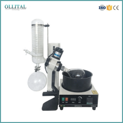 High Efficiency Rotary Evaporator With Dry Ice Condenser