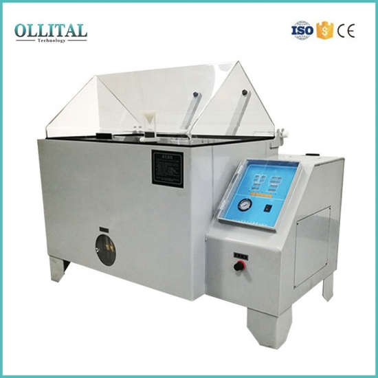 Automatic Salt Spray Corrosion Test Chamber For Perfume Spray Bottle
