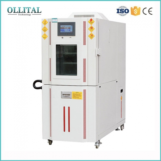 Constant High Low Temperature Humidity Test Chamber -70C~ 150C Compressor Tester