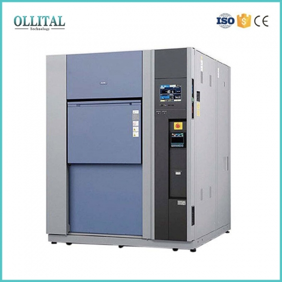 Environmental Hot Cold Impact Test Machine