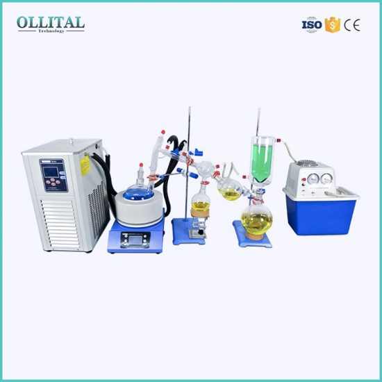 Chemicals Short Path Fractional Distillation Kit