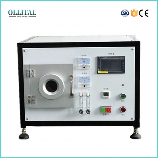 5L Vacuum Plasma Cleaner With Vacuum Pump For Lab Wafer Cleaning