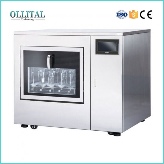 Hospital Automatic Glassware Washer Machine