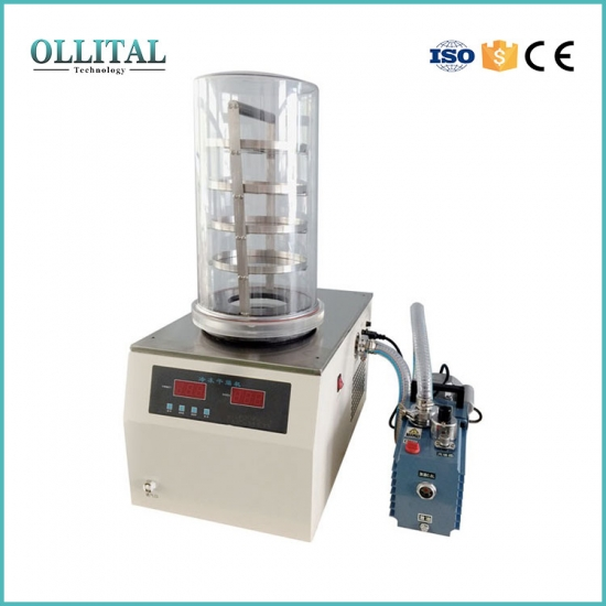 Laboratory Mini Freeze Dryer Machine Use For Fruit