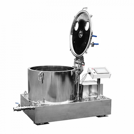 Hemp CBD Centrifuge Extraction Machine
