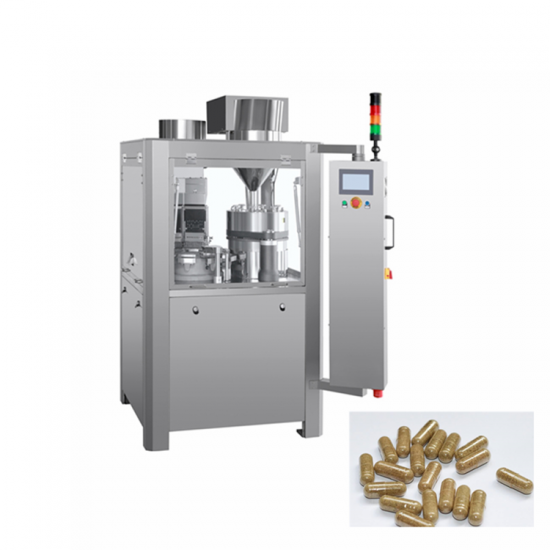 Fully Automatic Capsule Filler Filling Equpment