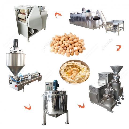 Commercial Potato Grinding Potato Mash Making Machine Mashed Potato Production Line