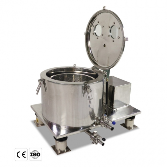 Lab Stainless Steel Hemp Extraction Centrifuge Machine