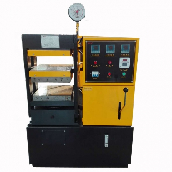 Belt Curing Press For Rubber And Plastic Hot Plate Vulcanizing